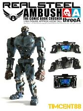 ThreeA 3A Real Steel 1/6 Ambush 42cm Figure Exclusive Remote Control Sealed