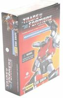 Reissue G1 TRANSFORMERS SIDESWIPE MIB STYLE 100% COMPLETE VINTAGE REPRO