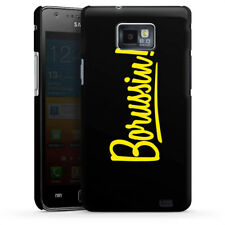 Samsung Galaxy S2 Plus Premium Case Cover - BVB Borussin