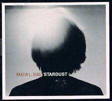 MARTIN L. GORE (DEPECHE MODE) STARDUST CD SINGOLO SINGLE cds