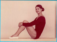 LUDMILLA TOURISCHEVA nine-time Olympic medalist Russia gymnastics hot sexy girl