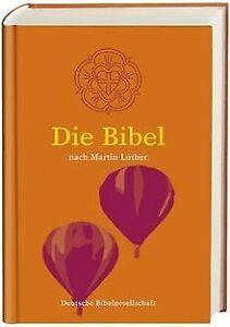 Die Bibel: nach Martin Luther   Buch   Zustand gut