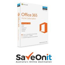Microsoft Office 365 Home 5 Device 1 year Digital license key