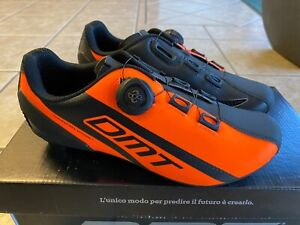 DMT R5 Road Cycling Shoes - Orange - 37