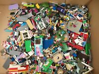 15 Pounds of Legos and Compatible Parts Pieces Bricks Huge Assorted Bulk Lot