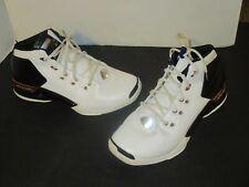 Nike Air Jordan 17+ XVII Retro - White Black Copper 832816-122 Men's Size 12 188