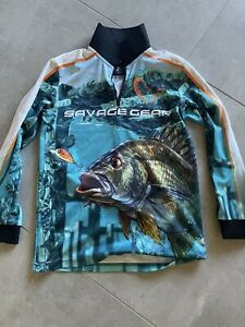 Savage Gear - Fishing Shirt Youth 12