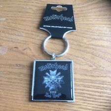 Motorhead - Bad Magic - Metal Key Ring - Official Licensed - Brand New