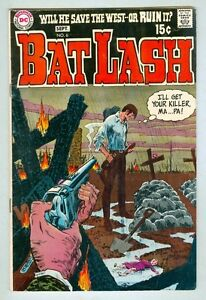 Bat Lash #6 August 1969 VG Nick Cardy Cover and Art