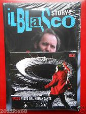 vasco rossi il blasco story n.2 #2 visto dal comandante DVD+Book Sigillato vasco