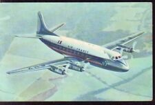 CPSM  --  AIR FRANCE  AVION VICKERS  VISCOUNT  532.B