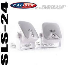 Caliber CSB3M 2-Wege Aufbau Lautsprecher weiß max.80Watt RMS 40Watt Boxen marine