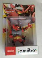 Incineroar Amiibo Super Smash Bros Series Nintendo Switch Wii U 3DS New
