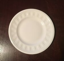 "1 Wedgwood COLOSSEUM Whiteware 8 1/4"" Salad Plate England Rare"