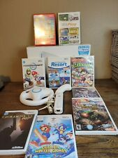 Nintendo Wii Sports Bundle 100% Complete in Box with extras