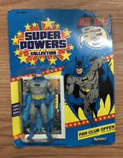 Kenner Vintage 1984 Super Powers Collection Batman New Sealed Package