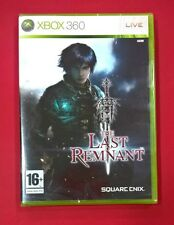 The Last Remnant - XBOX 360 - NUEVO