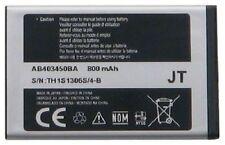 Lot of 50 Oem Samsung Ab403450Ba 800mAh Batteries for T401g T459 Gravity T539