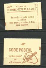 France - Carnet Neuf de 20 Timbres Sabine 1,40 Rouge (2102.C-7a)