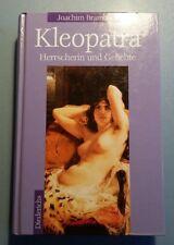 Kleopatra Herrscherin und Geliebte Joachim Brambach Diederichs 2004 352 Seiten