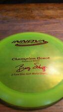 NEW Champion Beast Innova Golf Disc Barry Schultz 2x 175 - Disc Golf Collectible