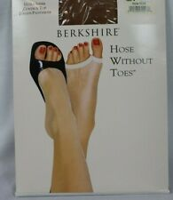 Berkshire Hose without Toes Ultra Sheer Control Top Toeless Pantyhose