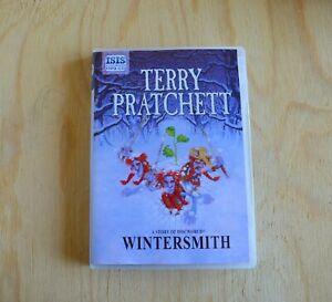 TERRY PRATCHETT: Wintersmith - read by Stephen Briggs MP3CD