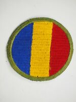 U.S.Army Replacement and School Command Insignia Shoulder Patch WWII