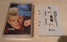Billy Idol Songs  - 11 of the Best -  Audio Cassette