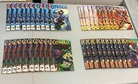 Lot Of 4 Catwoman 1 2 3 4 - (ONE OF EACH) 4 Dc Comics Run Lot 1993