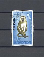"GRENADA 1972 SG 510B ""Overprint Double"" USED . CERT"