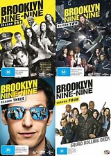 Brooklyn Nine-Nine Seasons 1 2 3 4 : NEW DVD