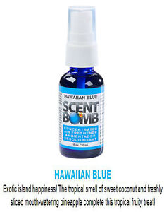 BUY 2 GET 1 FREE Scent Bomb 100% Concentrated Air Freshener 1oz Car & Home Spray