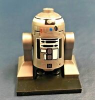 Genuine LEGO Minifigure Star Wars R2-Q2 - Complete - from Set 7915 - sw303
