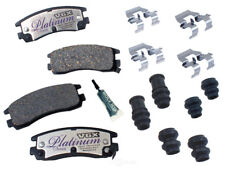 Disc Brake Pad Set-Disc Rear Autopartsource VP508K2