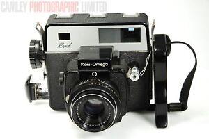 Koni Omega Rapid w/ f3.5 90mm Lens. Graded: AS-IS [#9295]