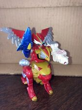 Power Rangers Wild Force 2001 Bandai Red Lion Megazord Figure