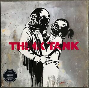BANKSY Artwork BLUR Think Tank 2 LP Indie Rock Record 2012 Cover