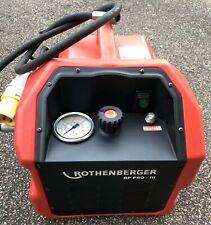 Rothenberger RP Pro-3 110V Electric Test Pump