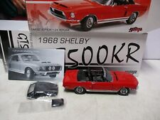 GMP 1968 Shelby GT 500KR 1/24