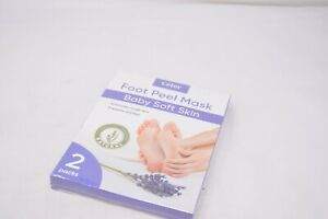 Foot Peel Mask (2 Pairs) - Foot Mask for Baby Feet and Remove Dead Skin - Baby F