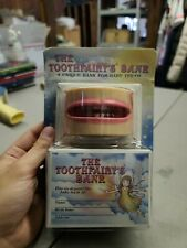 New Toothfairy's Bank for Baby Teeth Tooth Fairy (8oz)