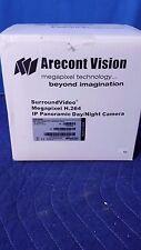 Arecont Vision AV8185DN 8 Megapixel 180˚ Panoramic Day Night IP Camera