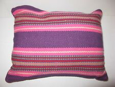Ralph Lauren Layla Stripe University decorative pillow NWT