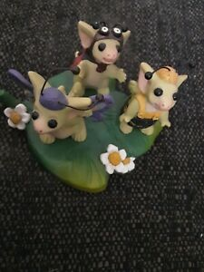 Garden Critters, Whimsical World of Pocket Dragons by Real Musgrave
