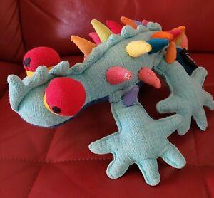 Barbara Samsoni Barefoot Thorny Devil Soft Toy Excellent Cond