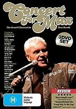 Concert For Max - The Benefit Concert For Max Merritt (DVD, 2009, 3-Disc Set)