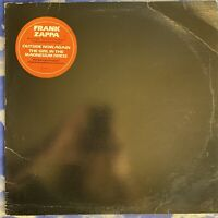 "Frank Zappa – Outside Now, Again/The Girl In The Magnesium Dress Rare 12"" Single"