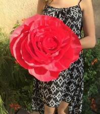ROSA ROSSA GIGANTE, GIANT RED ROSE - 10 semi