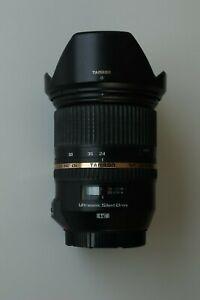 Tamron 24-70mm f/2.8 Canon EF (Full Frame) Mount